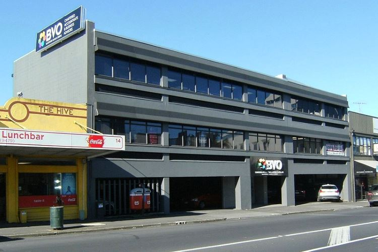 The Champion Freight office in Auckland, New Zealand